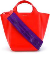 Giorgio Armani oversized 2way bag