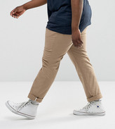 Tommy Hilfiger Plus Denton Chinos Straight Fit In Beige