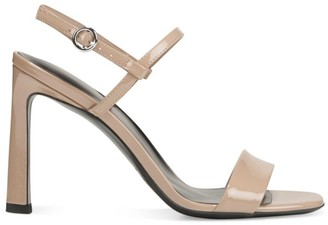 Via Spiga Ren Leather Slingback Sandals