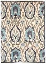 F.J. Kashanian Arts Hand-Knotted Wool Rug