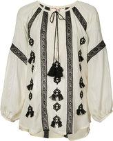 Figue 'Tasmeen' top - women - Silk - S
