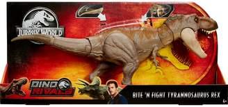 Mattel Jurassic World Bite N' Fight Tyrannosaurus Rex