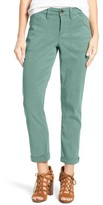 NYDJ Petite Women's Reese Relaxed Chino Pants