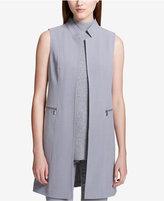 Calvin Klein Zip-Pocket Topper Vest