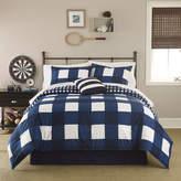 Izod Buffalo Plaid Comforter Set