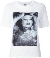 Kenzo printed T-shirt - women - Cotton - L