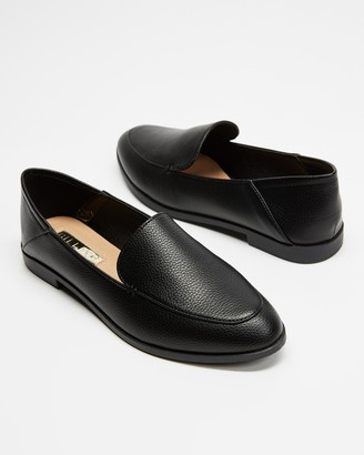 Billini - Women's Black Brogues & Loafers - Molly Loafers - ICONIC EXCLUSIVE - Size 06 at The Iconic