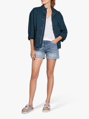 Hush Romeo Jacket, Blue