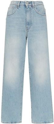 Totême High-Waisted Flared Jeans