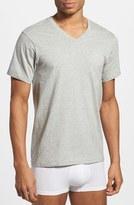 Calvin Klein Men's Assorted 3-Pack Classic Fit Cotton V-Neck T-Shirt
