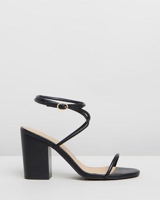 Spurr Eleanora Block Heels