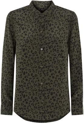 Rails Cheetah Print Kate Shirt
