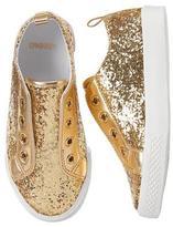 Gymboree Glitter Sneakers