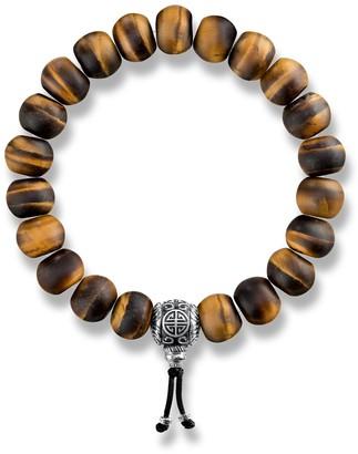 Thomas Sabo Women Silver Stretch Bracelet - A1703-826-2-L16