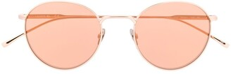 Lacoste Round Frame Sunglasses