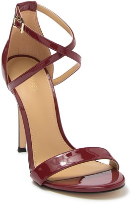 MICHAEL Michael Kors Antonia Leather Strap Sandal