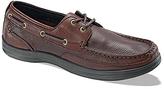 Aetrex Men's Justin Boat Shoe