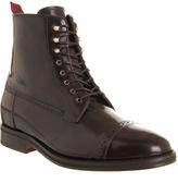 Poste Aplomb Toe Cap Boots