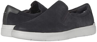 Rockport Total Motion Lite Slip-On (Tan Suede) Men's Shoes