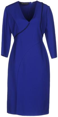 Versace Knee-length dresses