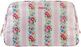 Cath Kidston Lace Stripe Classic Box Wash Bag With Nylon Zip