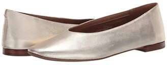Aerosoles Front Runner (Black Leather) Women's Flat Shoes