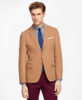 Brooks Brothers Wool and Camel Hair Sport Coat