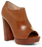 Vince Camuto Kyrie Stacked Platform Heel Bootie