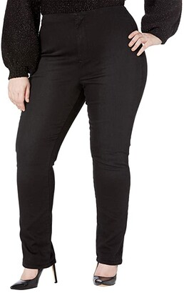 NYDJ, Plus Size Size Plus Size Marilyn Straight Forever Slimming Jeans in Tambor (Tambor) Women's Jeans