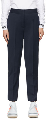 Won Hundred Navy Elissa Trousers