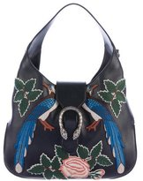 Gucci 2016 Medium Embroidered Dionysus Hobo