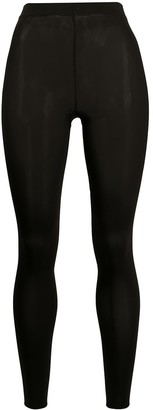 Wolford Velvet Capri Tights
