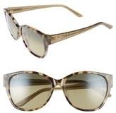 Maui Jim Summer Time 54mm Polarized Cat Eye Sunglasses