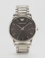 Emporio Armani Slim Bracelet Watch In Stainless Steel AR2499