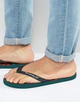 Billabong Tapa Stripe Flip Flops