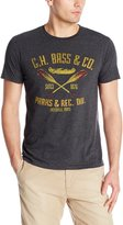 G.H. Bass Men's Short Sleeve Parks and Paddle Graphic Tee