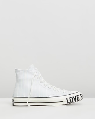 Converse Chuck 70 Love Leather - Women's