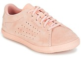 Le Coq Sportif CHARLINE INF NUBUCK Pink