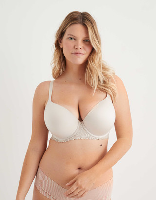 aerie Real Sunnie Demi Push Up Bra