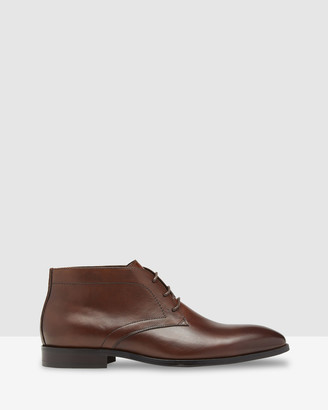 Oxford Craig Leather Boots