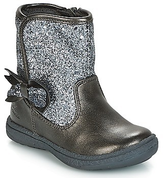 Chicco CRISTINA girls's High Boots in Grey
