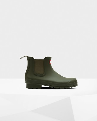 Hunter Men's Original Chelsea Boots