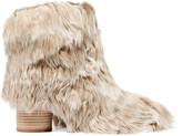 Maison Margiela Alpaca ankle boots