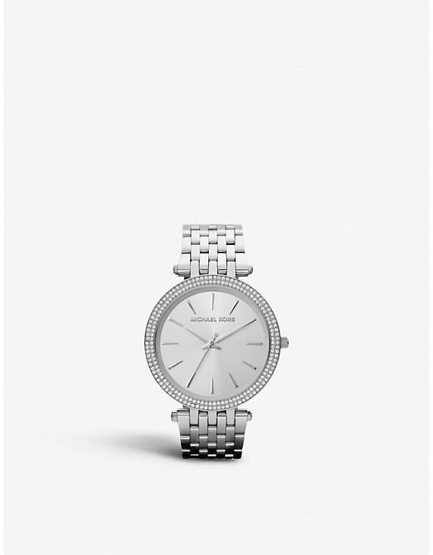Michael Kors MK3190 Darci stainless steel bracelet watch
