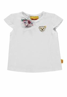 Steiff Girls' T-Shirt Flugelarm