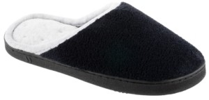 Isotoner Signature Isotoner Women's Microterry Wide Width Clog Slipper, Online Only