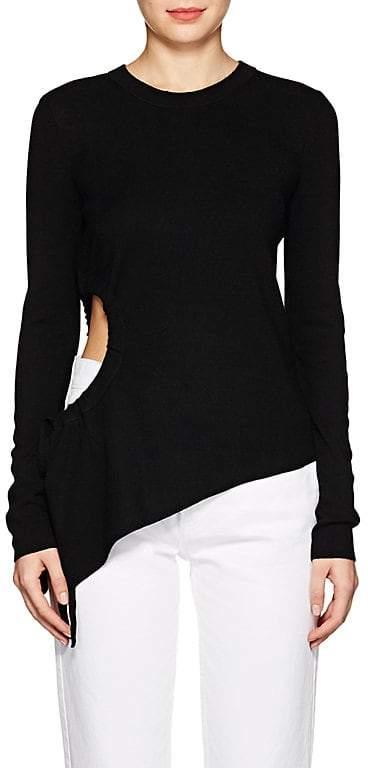 Alexander Wang Women's Cutout Wool Sweater