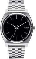 Nixon Men's A045-000 Stainless-Steel Analog Black Dial Watch
