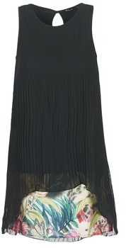 Desigual PLAGIOOC women's Dress in Black