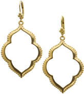 T Tahari Earrings, 14k Gold-Plated Drop Earrings
